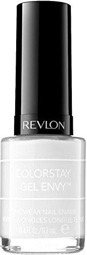 Revlon ColorStay Gel Envy Longwear Nail Enamel, Sure Thing 0.40 oz (Pack of 2) -