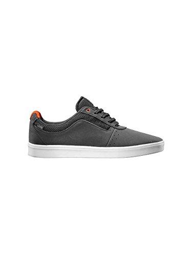 Vans Mens Lxvi Numeral Sneakers Leggere Darkgreylaser