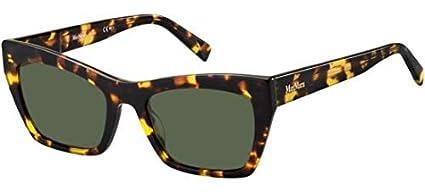 Gafas de Sol Max Mara MM SLIM II DARK HAVANA/GREEN mujer ...