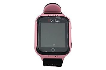 KITT Tuning Kitt XBWATCHMEP - Reloj Inteligente para Niños, con GPS y Cámara de Control interactiva para Padres y Madres, Color Rosa: Amazon.es: Coche y ...