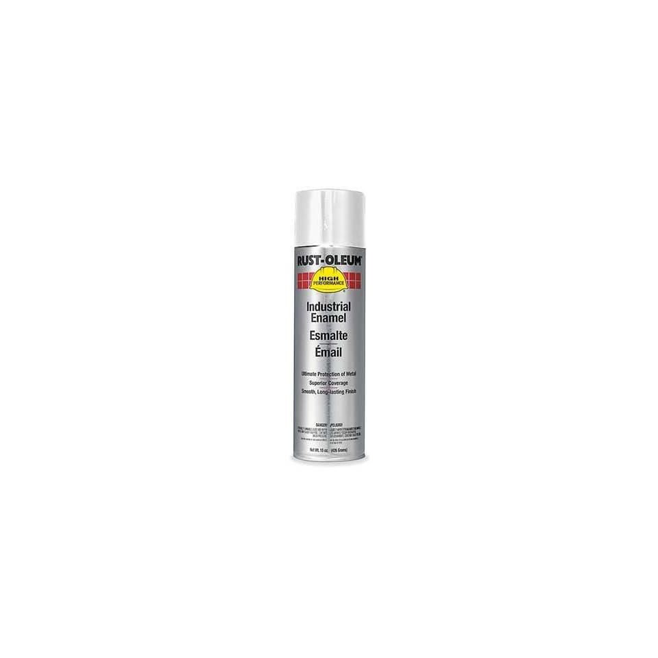 RUST OLEUM V2190838 Rust Preventative Spray Paint,White,15oz