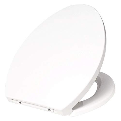 Woltu ATSP1002whi-x White Plastic Slow Closing toilet seat S