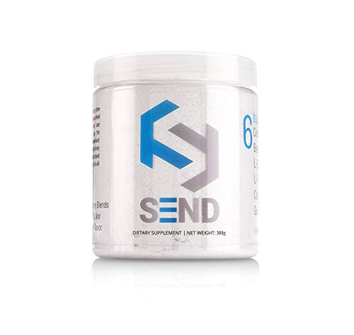 Send Pre-Workout - 6 Proven Ingredients. More Effective. No B.S.