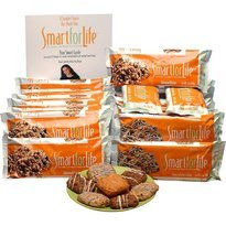 Smart for Life: 3 Week Chocolate Cookie Kit (21 6-packs of cookies, supply = 21 days) by Smart for Life