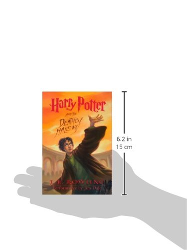 Harry Potter and the Deathly Hallows (Book 7) by Brand: Listening Library (Audio)
