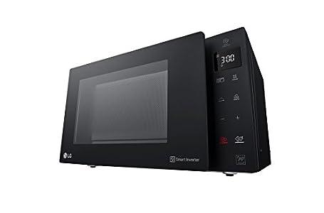LG Kitchen MH6535GPS : Pienamente soddisfatta – Microonde Prezzi Bassi
