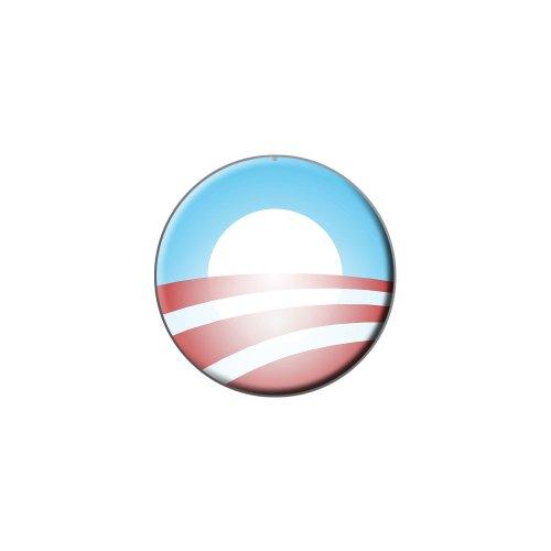 Obama Logo Metal Lapel Pinback