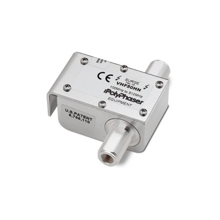 Surge F Connector Protector Coaxial (PolyPhaser - VHF Combiner Arrestor, N/F to N/F)