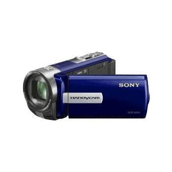 amazon com sony dcr sx45 handycam camcorder blue sony video rh amazon com manual de filmadora sony handycam dcr-sx45 sony handycam dcr-sx45 user manual