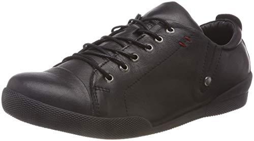 schwarz 0344529 Andrea Donna Sneaker 002 Nero Conti g1Fq1a