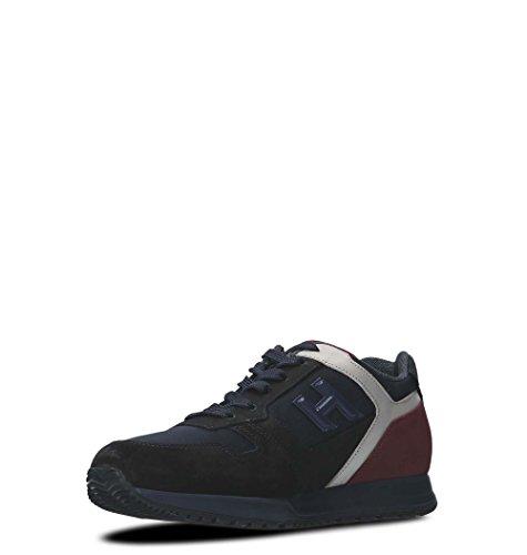 Hogan Sneakers Uomo HXM3210Y850H5S9E7G Camoscio Blu 2018 Unisex Línea Barata Barato Barato Venta Baratas Muchos Tipos De J0wbs9ir