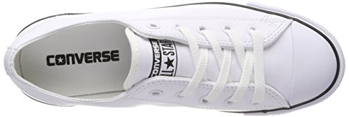 Leath Sneakers Converse femme Basses Ox Dainty 5xCwp6