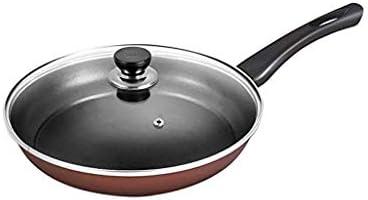 MHTCJ フライパン、パンノンスティックパンはありません油煙鍋家庭用小型フライパンユニバーサル誘導調理器、ガスストーブフライパンキッチンポット
