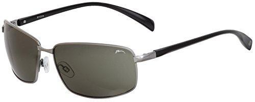 de N RELAX Gafas Sol R1131A R1131 Alsen Hombre de Plata Gafas Verde Sol Hombre qI6AIwO