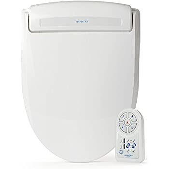 Bb 400e Biobidet Harmony Electric Bidet Seat For Elongated
