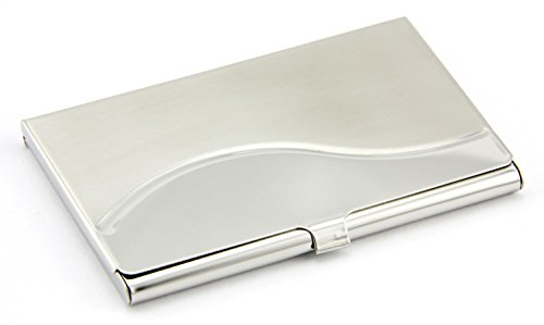 partstock-business-card-holder-stainless-steel-business-card-case-for-men-women-keep-business-cards-