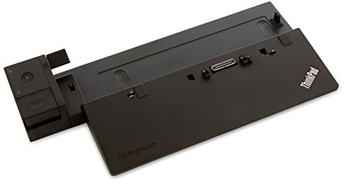 Lenovo ThinkPad USA Ultra Dock With 90W 2 Prong AC Adapter (40A20090US, Retail Packaged) by Lenovo (Image #1)