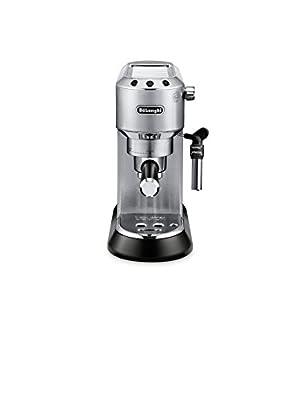 DeLonghi America, Inc EC685M Dedica Deluxe espresso, Silve