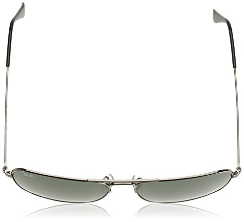 Gris gafas Gunmetal Ray unisex sol RB3136 Ban de Caravan w6nqaUgZA