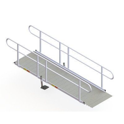 MOD Ramp System Size: 10' L by EZ-Access