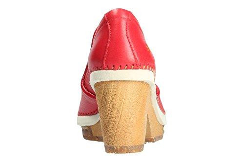 ART Zapato Carmin Amsterdam Memphis Rojo 1057 HHrwZ