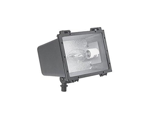 Floodlight Pulse Start Metal Halide (Hubbell Outdoor Lighting F-100H1 100-Watt Pulse Start Metal Halide Facade Floodlight)