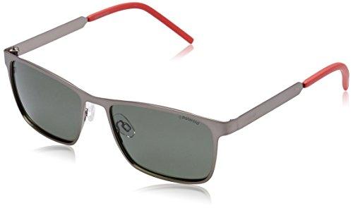 Green PLD Polaroid Sonnenbrille Gris S Dkruthe Pz 2047 Smtt 55W0nHB