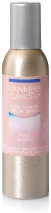 Yankee Candle PINK SANDS Concentrated Room Spray 1.5oz
