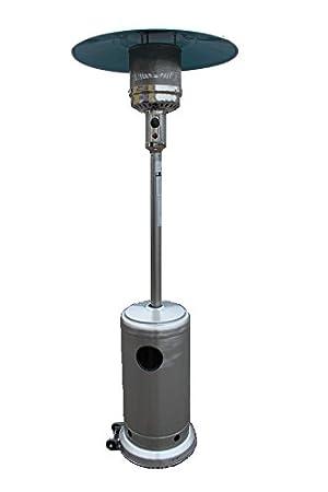 parasol chauffant butane ou propane
