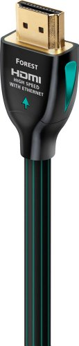 AudioQuest Forest 3.0m (10 ft.) Black/Green HDMI Cable