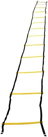 Gojiny Agility Ladder Set, Speed Training Agility Ladder Footwork Exercise Tool for Soccer Training Equipment,