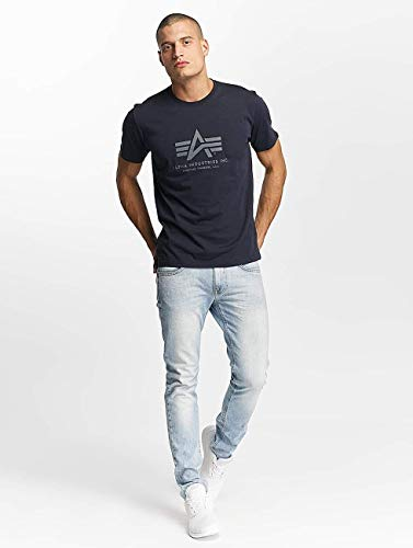 ALPHA INDUSTRIES Herren Basic T-Shirt