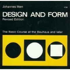 Design and Form: The Basic Course at the Bauhaus and Later by Johannes Itten (1975-07-30) por Johannes Itten
