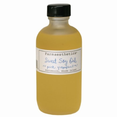 Farmaesthetics Sweet Soy and Pink Grapefruit Oil - 4oz