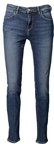 Azul Para Mujer Skinny Wrangler Vaqueros xq6E1wHIWa