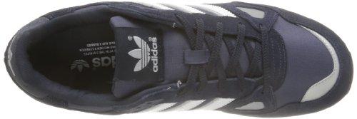 adidas Zx 750, Scarpe sportive, Uomo (Navy Blue-white)