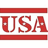 Reflective Stickers, Hard Hat Decals USA by Ignite the Night