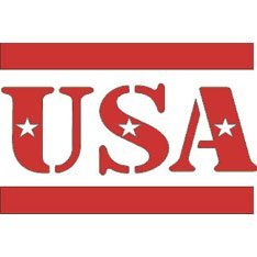 Reflective Stickers, Hard Hat Decals USA by Ignite the Night by Ignite the Night