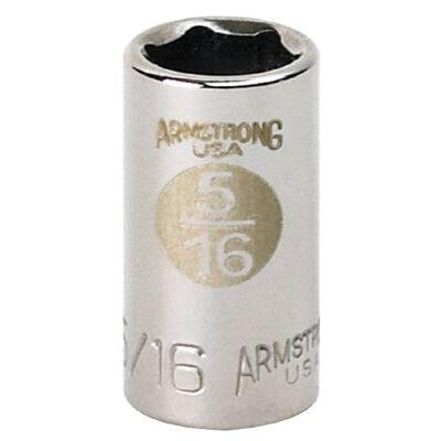 6 Pt Armstrong Standard Socket - 1