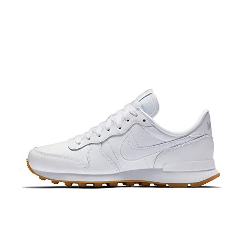 Chaussures Femme Wmns white De Light gum Fitness Internationalist white Nike Brown 103 white Multicolore dTqXE8wwx