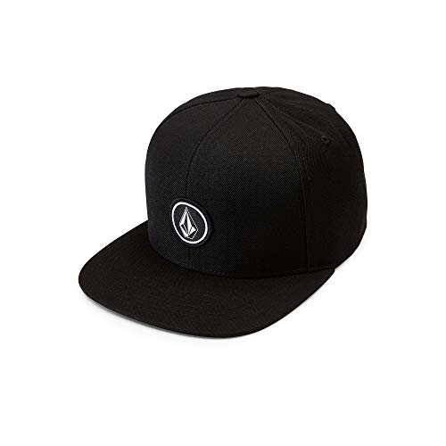Face Volcom - Volcom Men's Quarter Twill Hat Black
