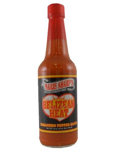 Marie Sharps Belizean Heat - Marie Sharp's Belizean Heat Hot Sauce 10 Oz. (Pack of 3)