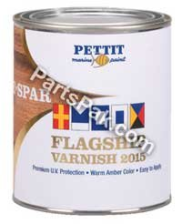 (Boating Accessories New Flagship Varnish pettit 2015q Quart)