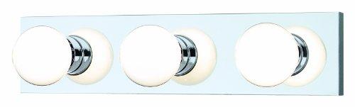 Thomas Lighting SL74134 Vanity Bath Light, Chrome