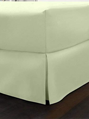 Charter Club Damask 500 Thread Count Solid California King Bedskirt ()