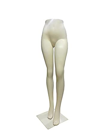 Amazon Com Amko 9205b Brazilian Half Body Mannequin Stem Inserted