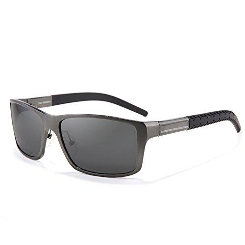 aluminium de pour pour Lunettes hommes de Séparateur de lunettes B Lunettes soleil Lunettes soleil magnésium voiture conducteur de Rétroviseur homme soleil Bq4w4A