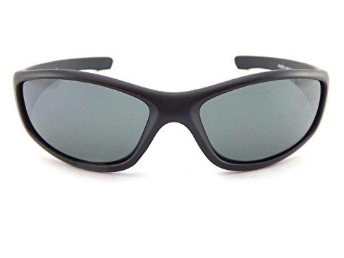 Dirty Dog - Lunettes de soleil - Homme Noir Noir