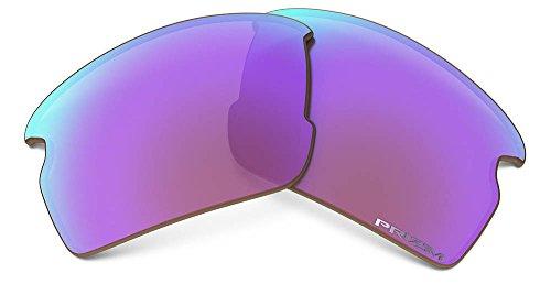 Oakley 101-107-004 Unisex Flak 2.0 Prizm Golf Accessory Lens, Prizm ()
