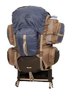 Bryce (Backpacks) (External Frame Backpacks), Outdoor Stuffs